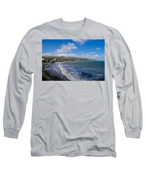 Northern Ireland Coast Long Sleeve T-Shirt