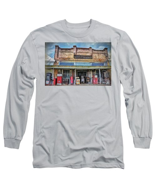 Northington Land And Cattle Long Sleeve T-Shirt