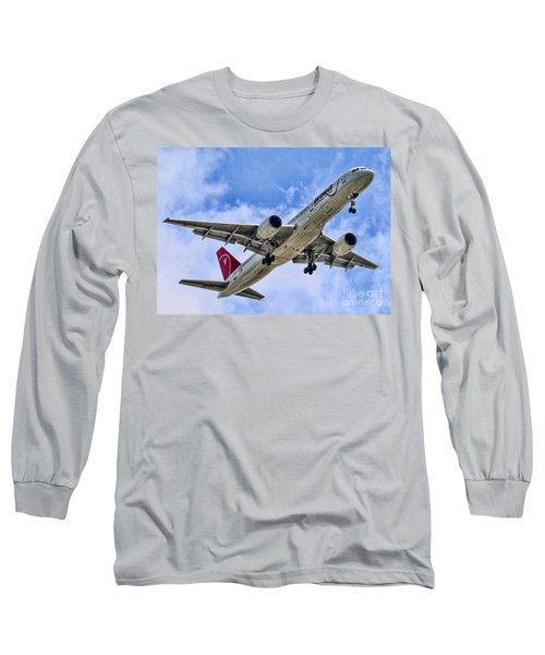 Northwest Coming In By Diana Sainz Long Sleeve T-Shirt