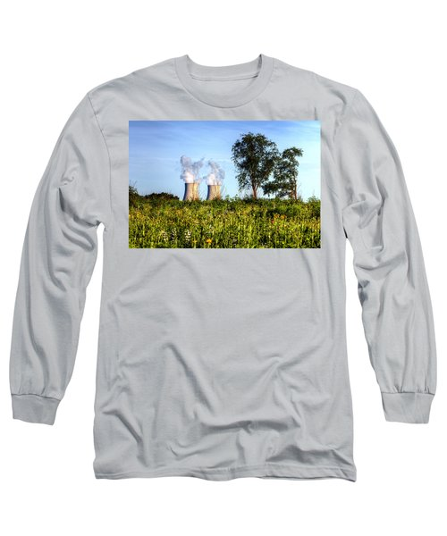 Nuclear Hdr4 Long Sleeve T-Shirt