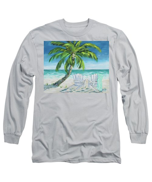 Ocean Breeze II Long Sleeve T-Shirt
