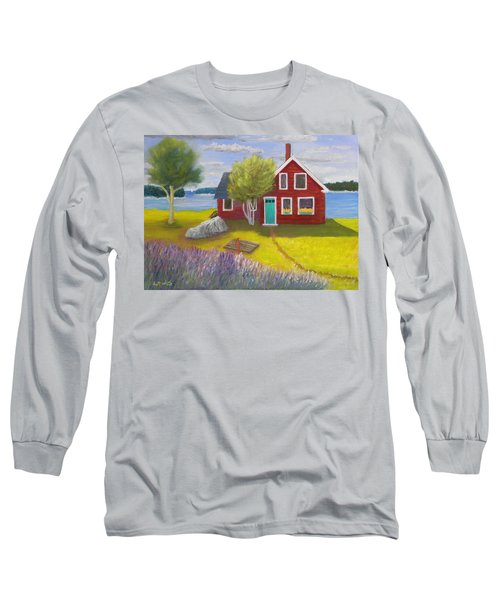 Ocean Cottage Long Sleeve T-Shirt