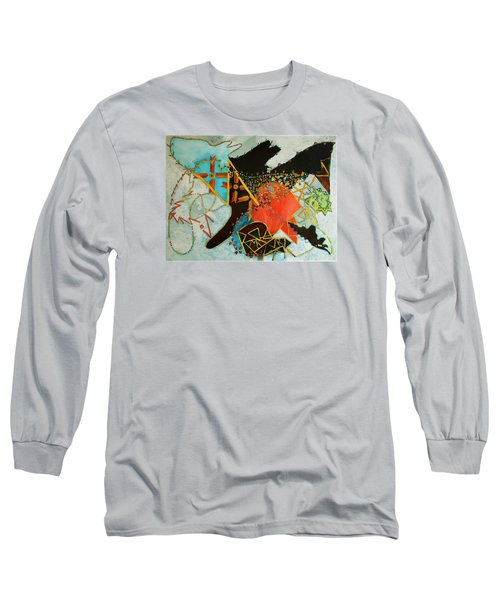 Odin's Dream Long Sleeve T-Shirt