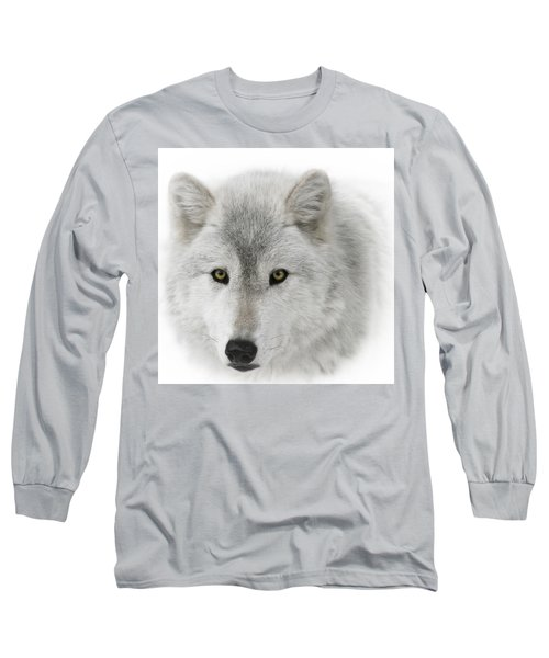 Oh Those Eyes Long Sleeve T-Shirt by Wes and Dotty Weber