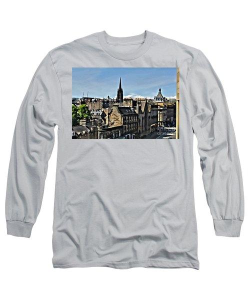 Olde Edinburgh Long Sleeve T-Shirt