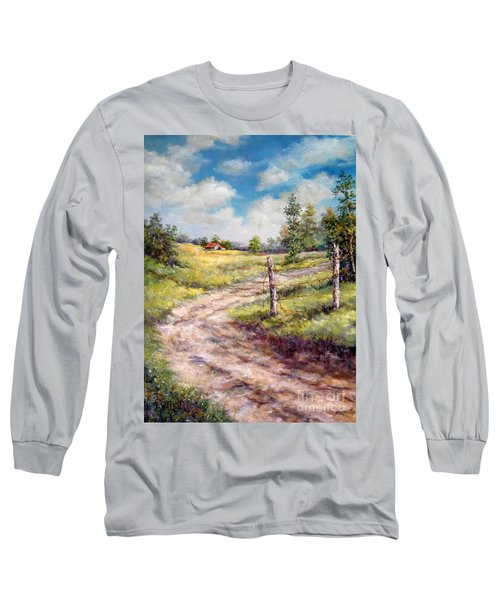 Old Home Place Long Sleeve T-Shirt