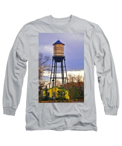 Old Towne Arvada Long Sleeve T-Shirt