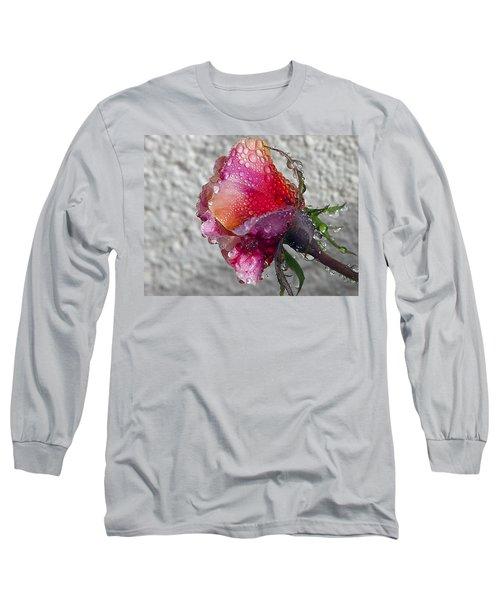 Olde English Long Sleeve T-Shirt by Joe Schofield