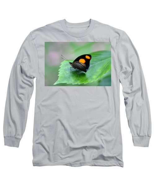 On The Leaf Long Sleeve T-Shirt