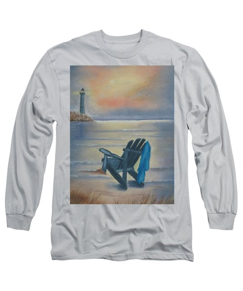 One Is A Lonely Number Long Sleeve T-Shirt by Kay Novy