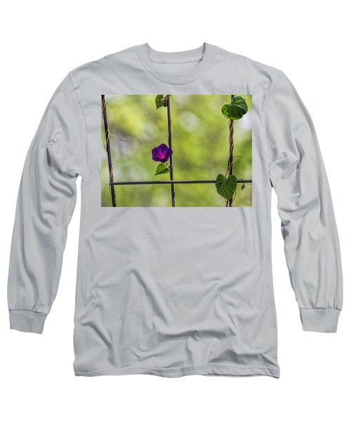 One Long Sleeve T-Shirt by Tammy Espino