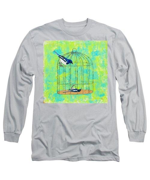 Optimism Never Wins Long Sleeve T-Shirt