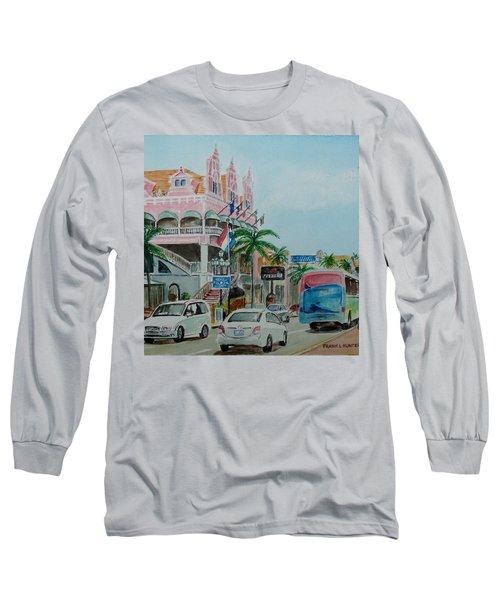 Oranjestad Aruba Long Sleeve T-Shirt