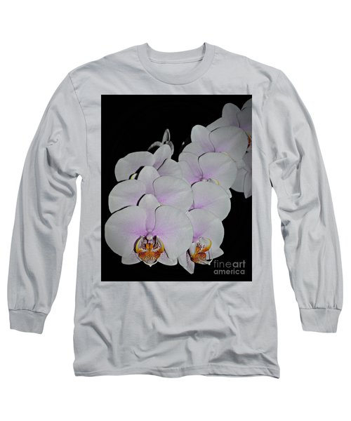 Orchid Bunch Long Sleeve T-Shirt