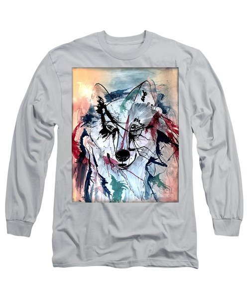 Orion Long Sleeve T-Shirt by Denise Tomasura