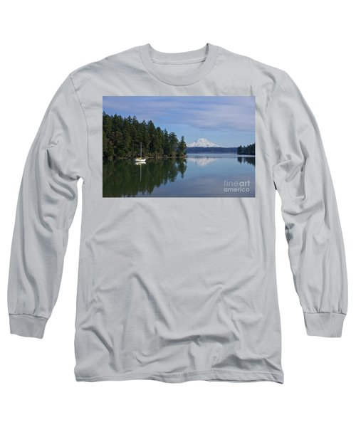 Long Sleeve T-Shirt featuring the photograph Oro Bay IIi by Sean Griffin