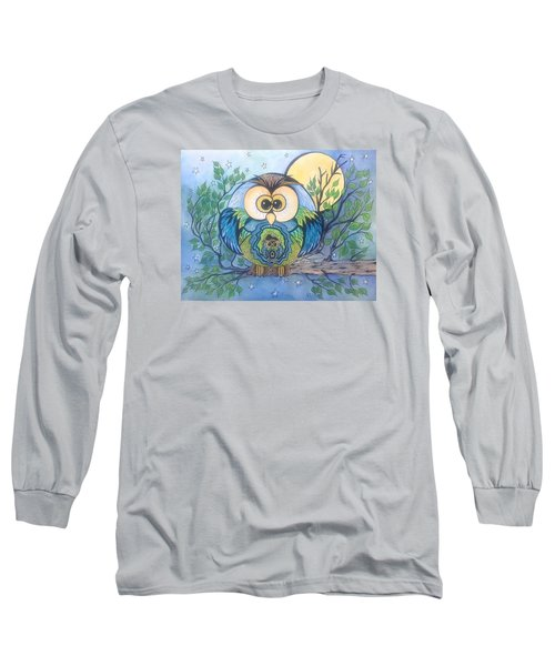 Owl Take Care Of You Long Sleeve T-Shirt