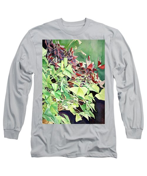 Oxalix Tangle Long Sleeve T-Shirt