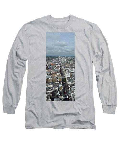 Oxford Street Vertical Long Sleeve T-Shirt