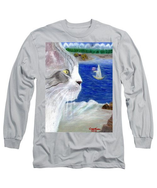 Pacific Northwest Dreamer  Long Sleeve T-Shirt