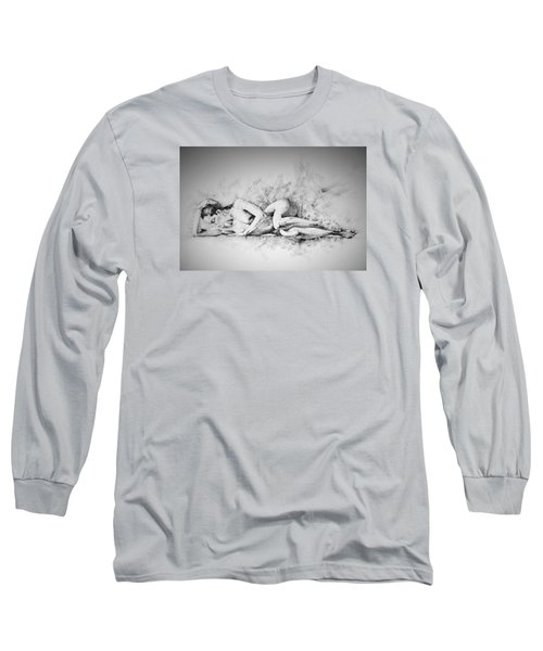 Page 4 Long Sleeve T-Shirt