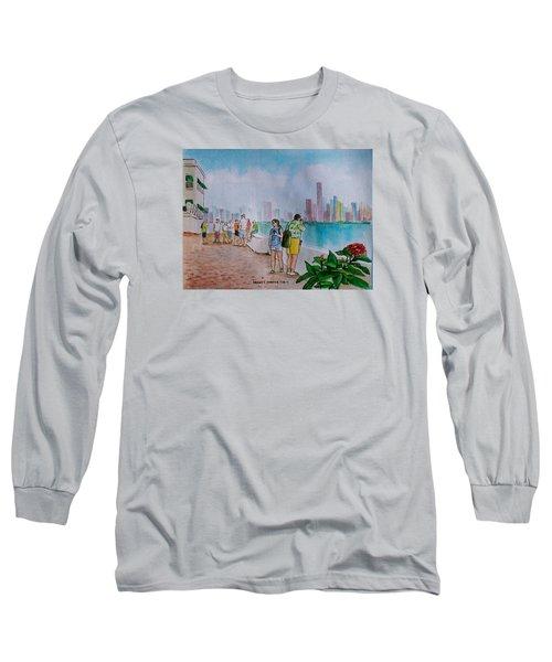 Panama City Panama Long Sleeve T-Shirt