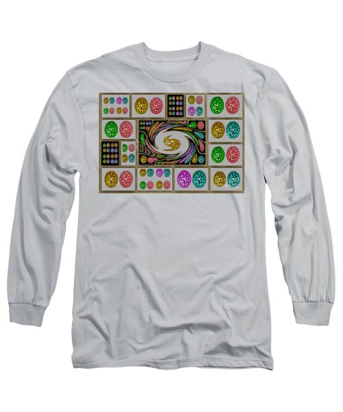Party Eggs Long Sleeve T-Shirt