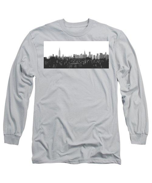 Past Present Future Long Sleeve T-Shirt