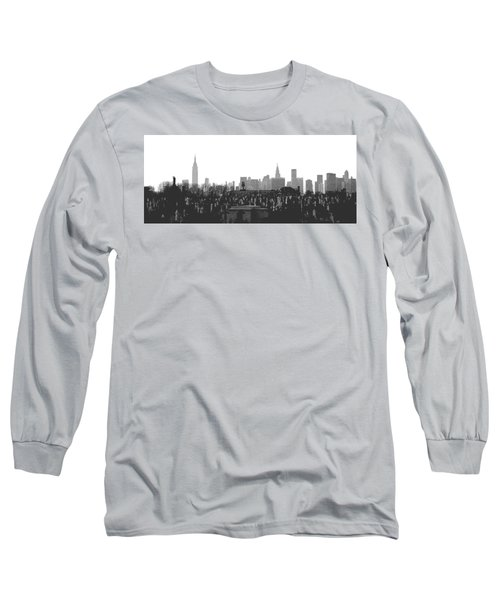 Past Present Future Long Sleeve T-Shirt