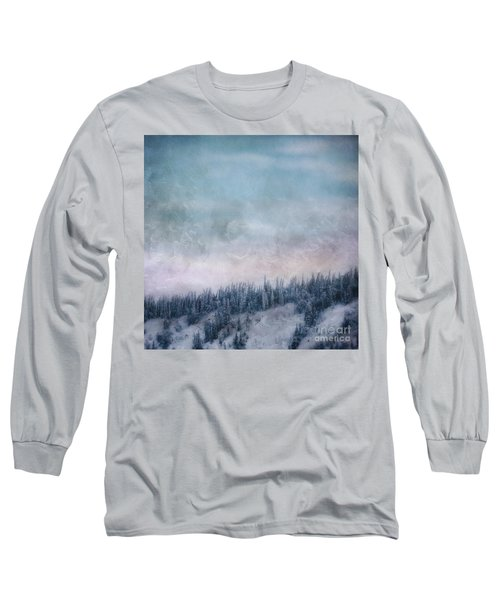 Pastel Skies Long Sleeve T-Shirt