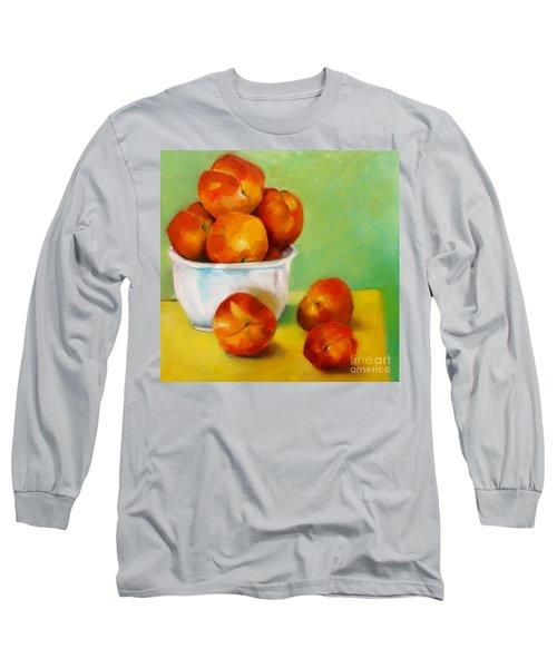 Peachy Keen Long Sleeve T-Shirt