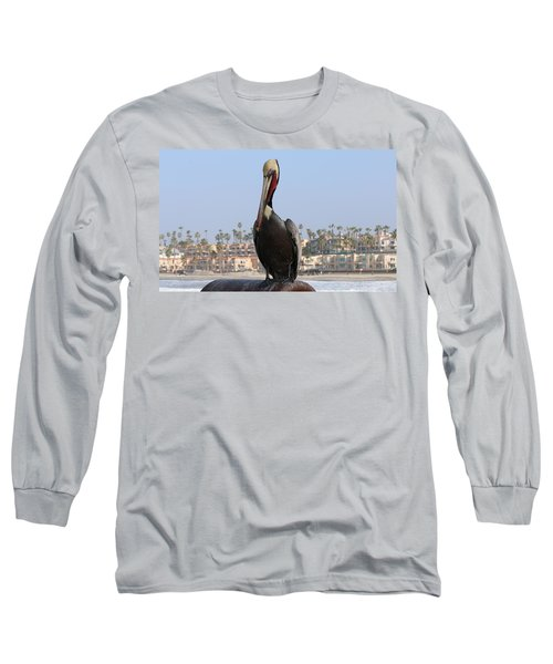 Pelican  Long Sleeve T-Shirt