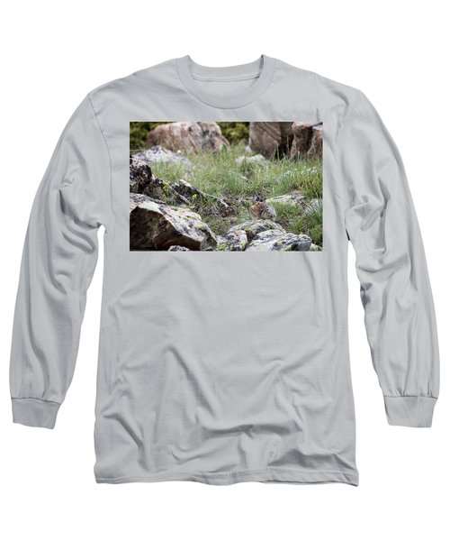 Pika  Long Sleeve T-Shirt