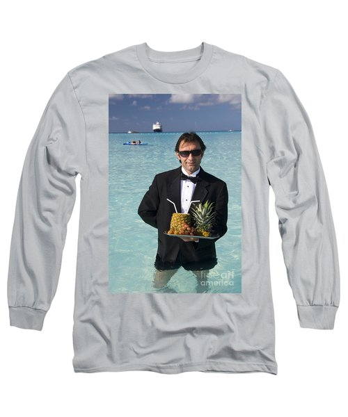 Pina Colada Anyone Long Sleeve T-Shirt