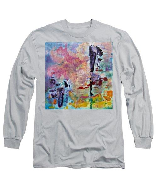 Pink Cloud  Long Sleeve T-Shirt