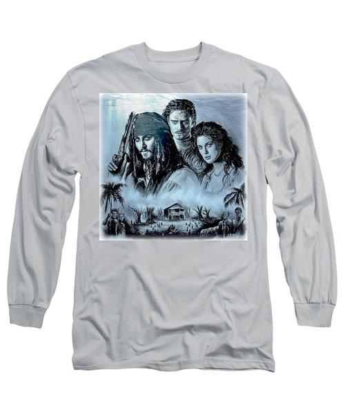 Pirates Long Sleeve T-Shirt