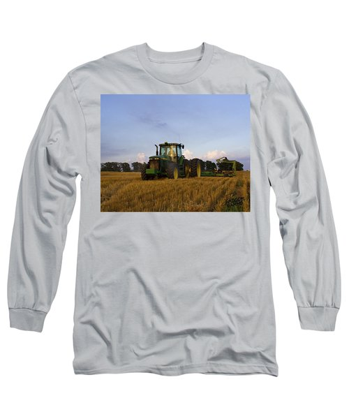 Planting Deere Long Sleeve T-Shirt