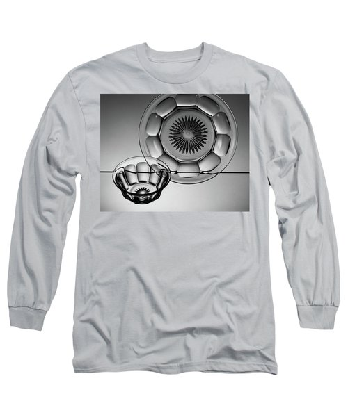 Plate And Bowl Long Sleeve T-Shirt