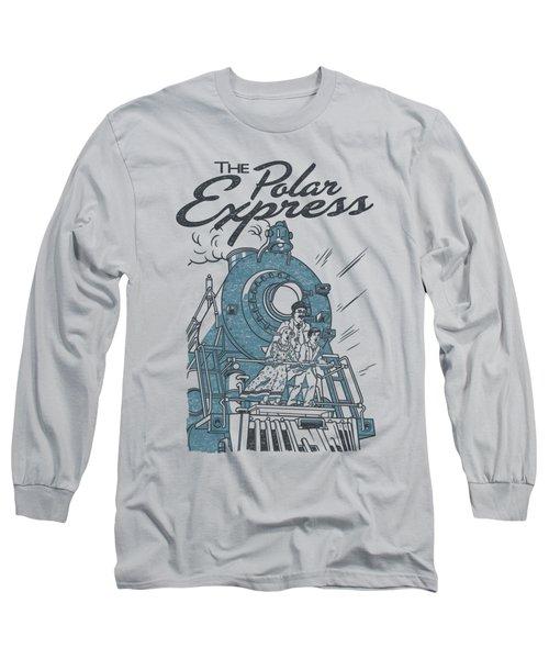 Polar Express - Rail Riders Long Sleeve T-Shirt