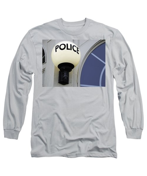 Police Station Long Sleeve T-Shirt