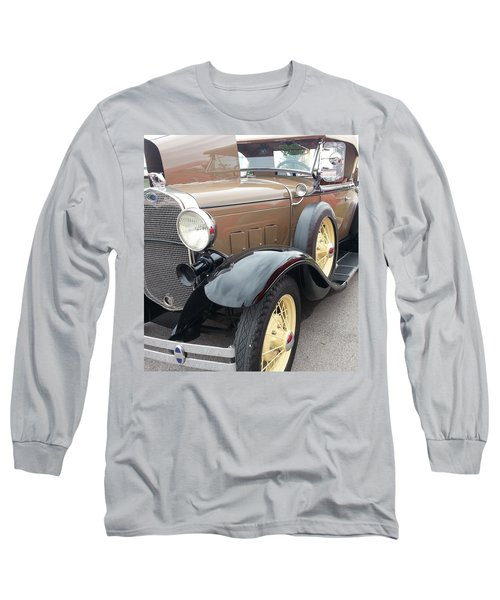 Polished Long Sleeve T-Shirt by Caryl J Bohn