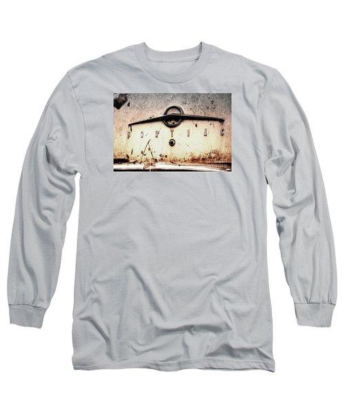 Long Sleeve T-Shirt featuring the photograph Pontiac by Rebecca Davis