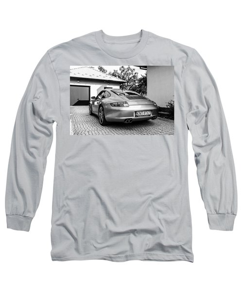 Porsche 911 Carrera 4s Long Sleeve T-Shirt