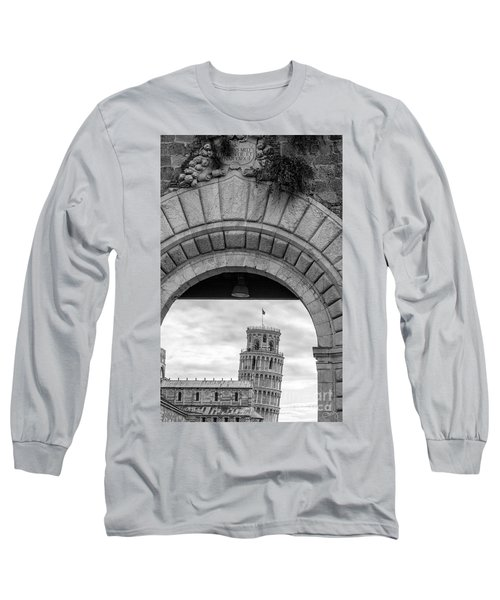 Porta Di Pisa Long Sleeve T-Shirt