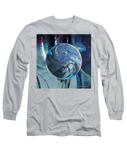 Portal To Divinity Long Sleeve T-Shirt