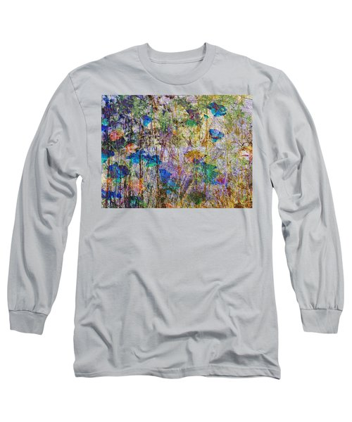 Posies In The Grass Long Sleeve T-Shirt