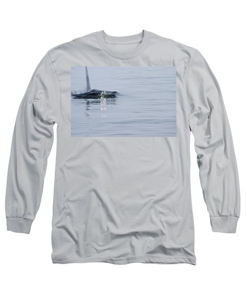 Long Sleeve T-Shirt featuring the photograph Power In Motion by Marilyn Wilson