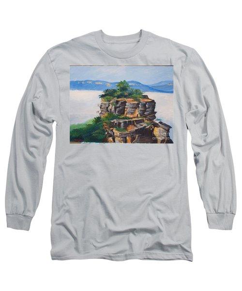 Prince Henry Cliff Australia Long Sleeve T-Shirt