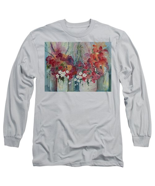 Profusion Long Sleeve T-Shirt by Lee Beuther