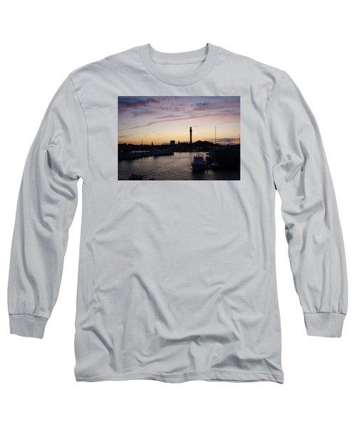 Provincetown Sunset Long Sleeve T-Shirt